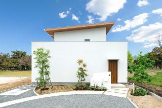 青山都市建設 塗り壁の高断熱な家